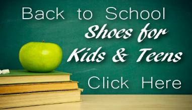 Kids & Teens Back To School Shoes logo